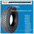 Radial Truck Tire Loading Tire 1100r20 1000r20 Fabricação