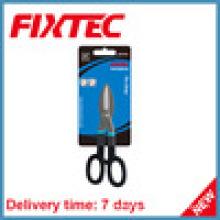 """Fixtec Hand Tools - Soplo de hojalata para manija de PVC, acero al carbono, 10 """""""