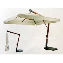 Paraguas Sombrilla Parasol para exteriores UV-Resistente Bp-U66