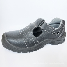 Cheap Comfortable Genuine Leather Engineering Working Safety Shoes EN345 Work Summer Safety Shoes