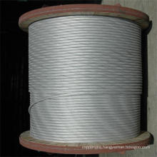 China Leading Galvanized Steel Strand Wire Power Cables