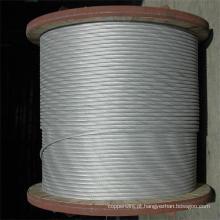 China levando galvanizado aço Strand cabos de alimentação de arame