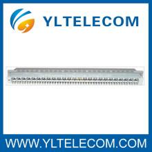 ZTE 25 Pair Protection Module Main Distribution Frame 19 Inch Sub Rack for POTS / DSL
