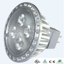 popular CE UL mr16 led spot light, 5w led mr16 bulb