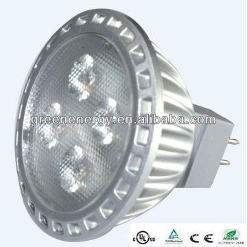 popular CE UL mr16 led spot light, 5w led mr16 bulb