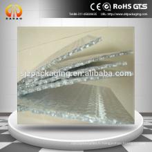 Feuille d'aluminium à une seule surface à bulle d'air