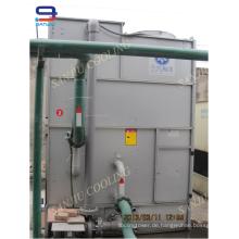 100 Ton Closed Circuit Cross Flow GHM-100 Cooling Tower Fülle Nicht runder Nass Chiller Rechteckiger Kühlturm