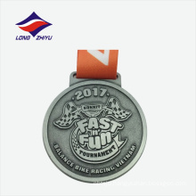 Custom balance bike racing design your own logo stamping medal