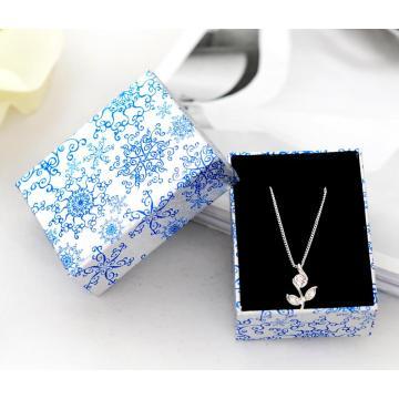 Chinese Style Decorative Silver Pendant Jewelry Box