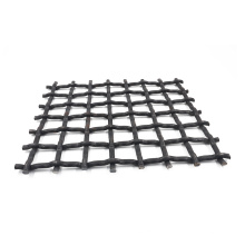Galvanized Steel Wire Vibrating Sanding Square Screen Mesh