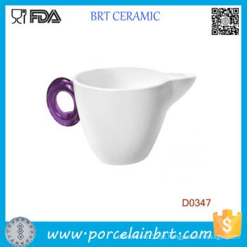 Copo de 330ml de café e chá branco por atacado