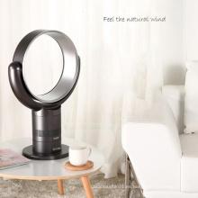 Uso de la oficina en casa Inteligente Ventilador sin aire de sobremesa eléctrico de 10 pulgadas Mini Air cool wind