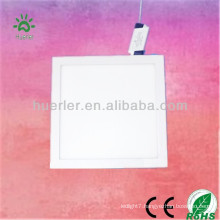 huerler manufacturing direction main product 4w/6w/9w/12w/15w/18w round/square shape led panel light 16w