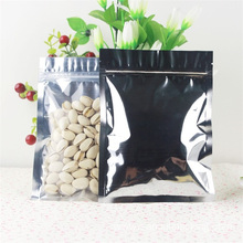 stand up aluminum foil packaging bag