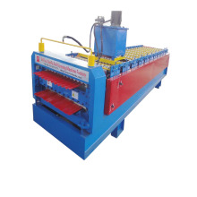 IBR And Corrugated Roof Sheet Roll Forming Machine