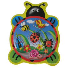 Wooden Puzzle Animal Shaped Cute Puzzle (34206A)