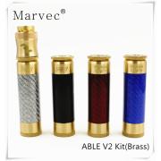 ABLE V2 Kit brass e cigarette