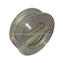 Válvula de retenção Wafer em aço inoxidável