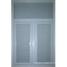 Fenêtre d'obturation UPVC (WX-W307)