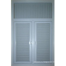 Окно затвора UPVC (WX-W307)