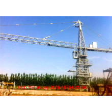 Maquinaria de construcción 6T Top Kits Tower Crane