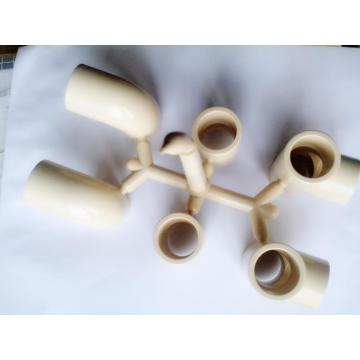 High Quality for for Pipes Grade CPVC Compound CPVC Compound For CPVC Fitting supply to Marshall Islands Supplier