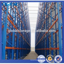 customized Height and CE Certification pallet racking system