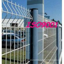 электрическая гальванизированная загородка
