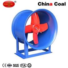 Ventilador de flujo axial industrial minero portátil libre de China