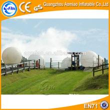 A esfera a mais feliz usada do zorb da terra / esfera inflável do hamster para a venda