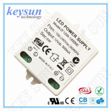 12W 24V 500mA AC-DC Constant Voltage LED Alimentation avec CE