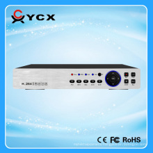 H.264 16CH AHD DVR with 720P/960P realtime recording