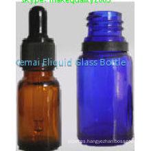 CHILD PROOF eliquid colored purple glass European dropper bottle=top quality ISO8317 eliquid bottle manufactuer since 2003