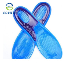 Aofeite Premium Comfortable Orthotic shoes Insole Orthopedic Insoles For Shoes inserts Arch Support pad