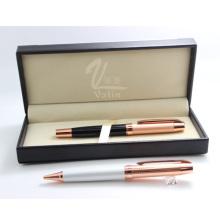 Лучшее качество Свадебный сувенир Подарочная розовая золотая ручка