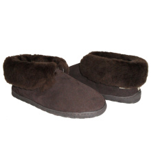 Fast Delivery for China Mens Winter House Slippers,Winter Outdoor Slippers Mens,Mens Winter Slippers For Home Supplier custom women waterproof genuine sheepskin slippers supply to Nauru Exporter