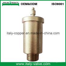 Válvula de ventilación forjada de latón de tipo nuevo ODM (IC-3042)