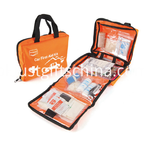 Promotional Nylon Car First Aid Kits