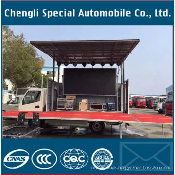 Wing Opening Body Truck Hydraulic Wing Open Truck