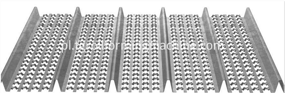 Expanded Diamond Hole Metal Mesh Machine