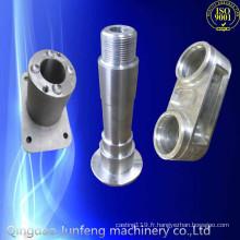 Pièces d'usinage de haute qualité d'OEM en aluminium de commande numérique par ordinateur