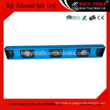 Heavy duty I-beam spirit level for South America