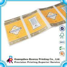 Selbstklebender PVC-Aufklebervinylaufkleber hergestellt im Porzellan