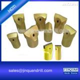 Single chisel bits