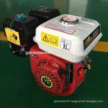 Power Value Taizhou 5.5hp 4stroke air cooled gasoline engine GX160 with pulley