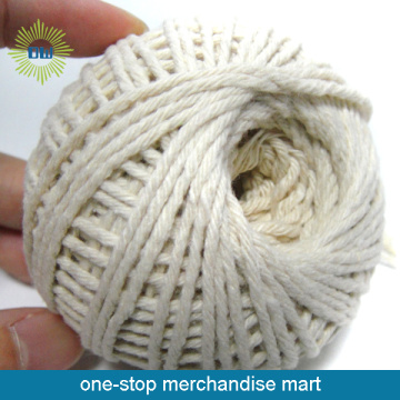 10mm Thick Organice Cotton Rope