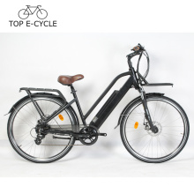 2017 Lastest Design Bicicleta eléctrica 48V 500W Potente bicicleta eléctrica