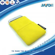 Teléfono móvil personalizado con cordón gamuza bolsa