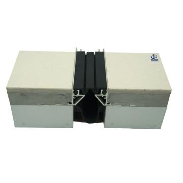 Joint en aluminium Revêtement en caoutchouc Joint d'expansion en béton
