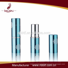 new design empty aluminum lipstick packing
